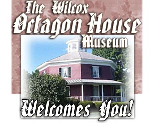 Welcome to The Octagon House of Camillus!